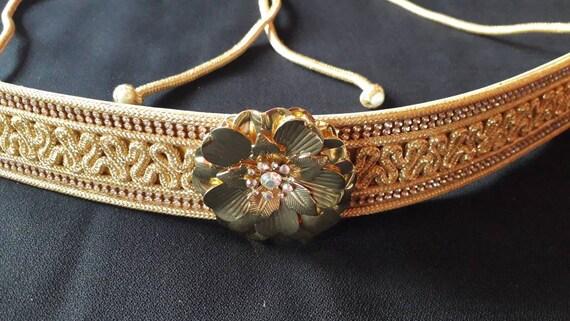 Damen Hochzeit Kaftan Gürtel Aus Gold Samt Women Wedding Belt Model 2020