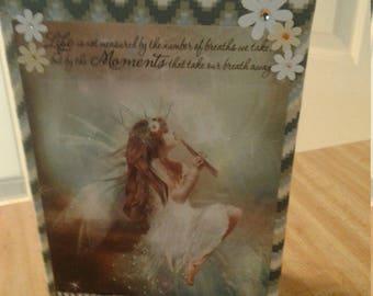 Angel Hardback Journal
