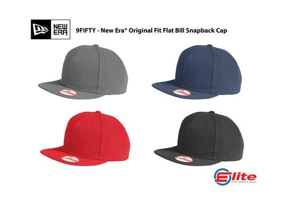 f15c240a8ed40 New Era 9fifty Hat NE402 Original Fit Snapback Hat Custom