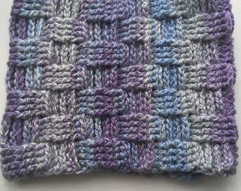 Cozy Chunky Crochet Infinity Scarf *;)