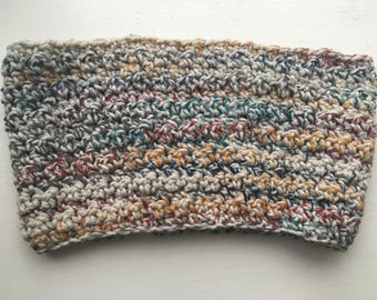 Multicolour Infinity Scarf/Cowl!!