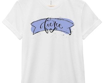 Quote T-Shirt - Inspirational Quote T-Shirt - Happiness Quote T-Shirt | Fierce