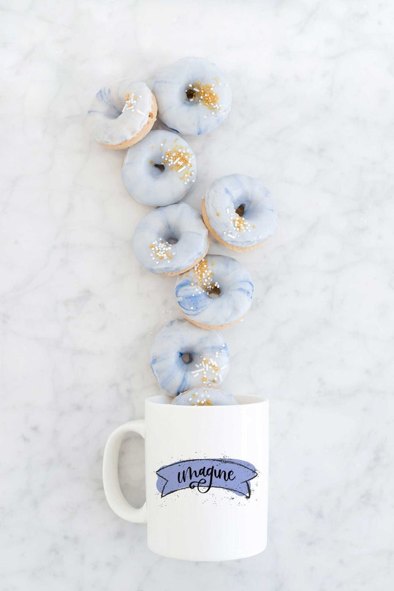 Motivational Mug | Quote Coffee Mug | Coffee Mug | Imagine