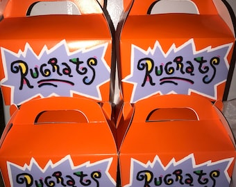 Rugrats Party Supplies Etsy