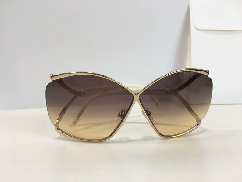 cd5092f4641a Sunglasses Vintage Sunglasses by Donna Christian Dior Very