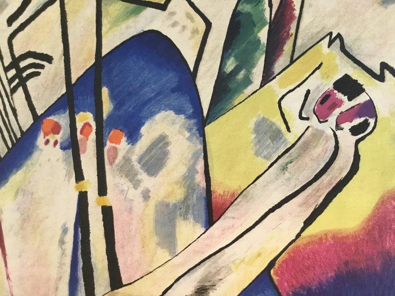 Wassily Kandinsky (1866-1944) - Allerheiligen II, 1911