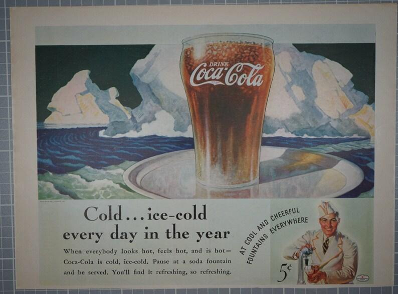 1936 Coca-Cola Ad