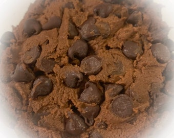 Double Chocolate Chip Edible Cookie Dough