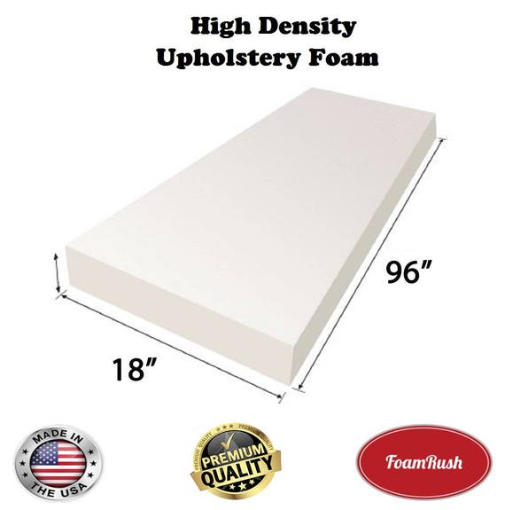 Seat Replacement , Upholstery Sheet , Foam Padding 1x 24x 36 Upholstery Foam Cushion High Density