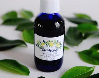 Lemon(Aid) Cleansing Oil / Organic Oil Cleanser / OCM