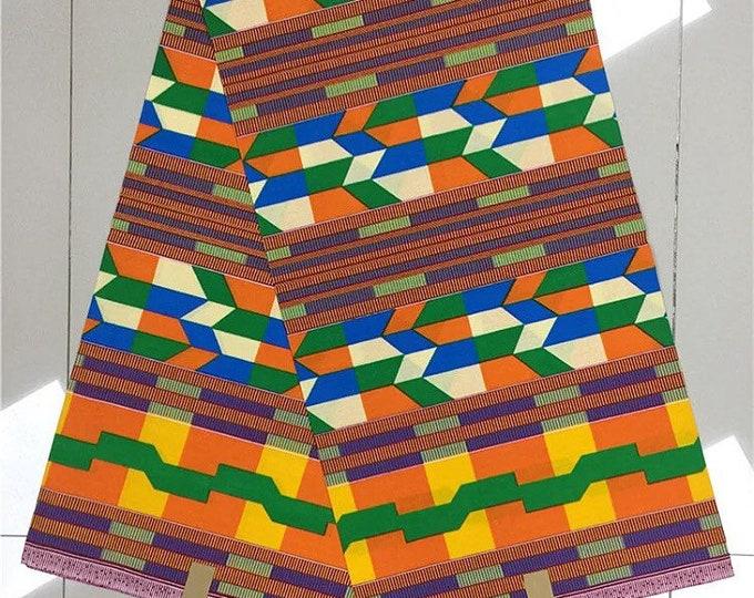 Ankara/African fabric