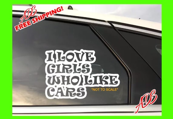 Windows sticker Outdoors Gas Consumption Decal etc. JDM Funny Decal for Car
