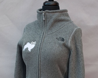 96514cc7ae5 Personalized North Face Ladies Sweater Fleece Jacket