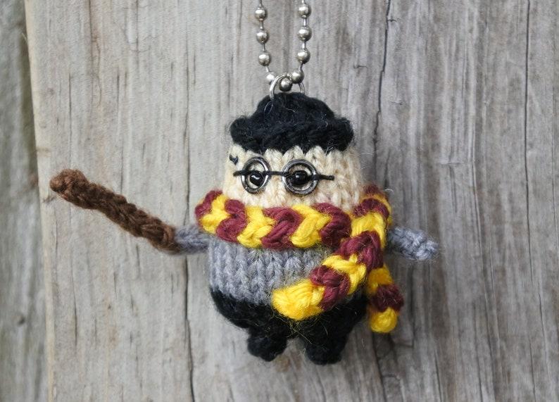 Teeny Tiny Knitted Hero Series!