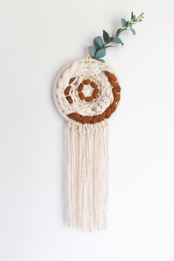 Fabulous handwoven round weave wall decor home decor