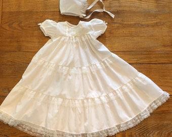 8add8b512e4d Baptism size 3 dress