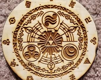 Legend of Zelda Magic Circle