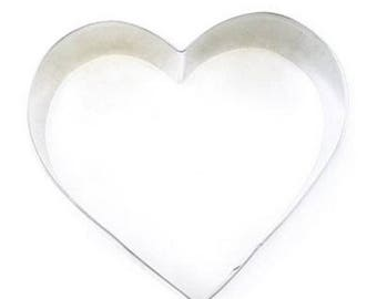 Heart cookie cutter 12cm