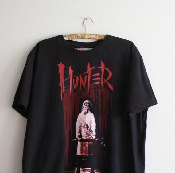 Official Hunter t-shirt, Unique Hunter band T-shir