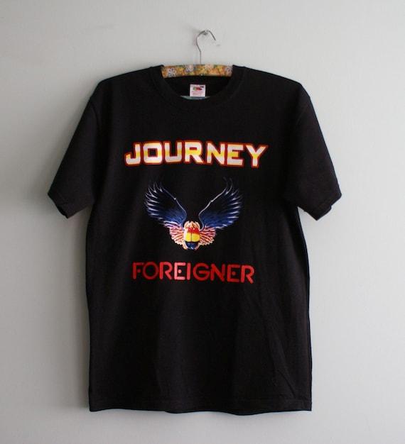 Rock Music Foreigner Cover Art Tshirt Unisex /& Kids