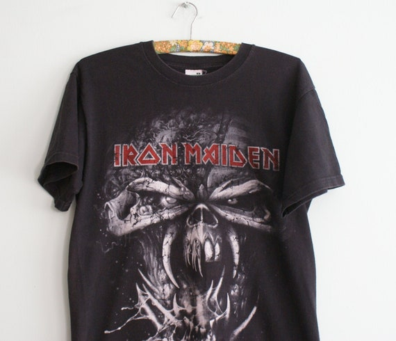 Official Iron Maiden t-shirt, Iron Maiden T-shirt,