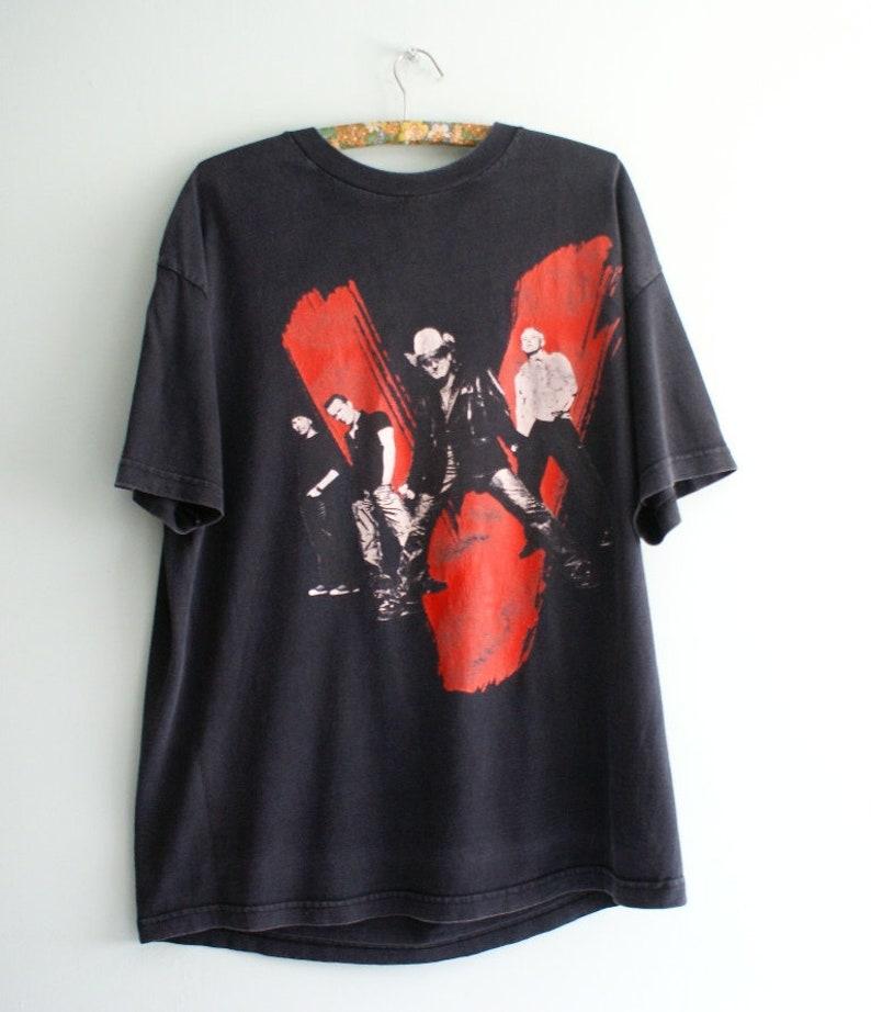 Vintage U2 shirt, Official U2 T-shirt, U2