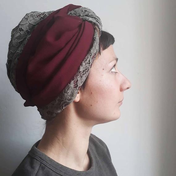 Turban Turban Headband Turban Wrapnatural Hairturban Etsy
