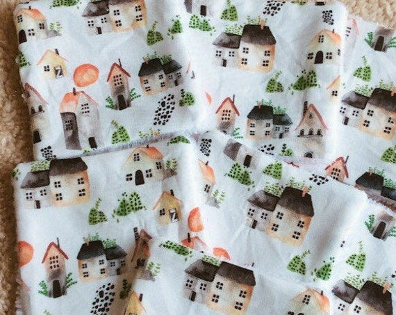 washable watercolor house wipes oeko tex minimaki demaquillant baby care