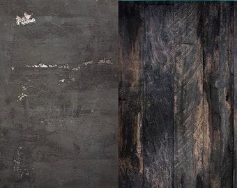 food photography backdrop - Mod PESARO + GALWAY - 50 x 70 cm