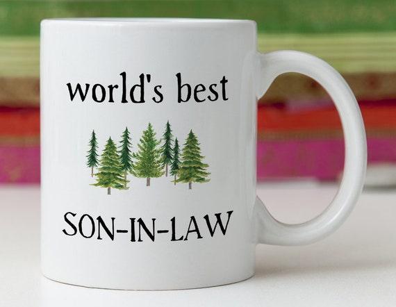 Son In Law Gift Mug Future New