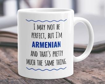 Armenian Gift Armenia Gift Armenian Mug Gift for Armenian Armenia Mug Armenian Dad Armenian Mom Armenian Grandfather Armenian Present