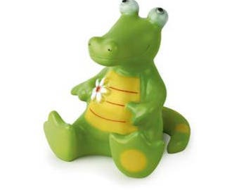 Egmont Toys Crocodile Green Kids Lamp