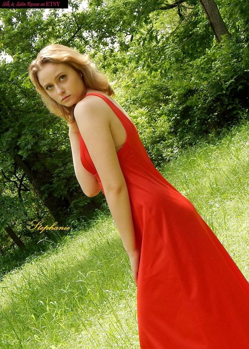 Stephanie TEEN LINGERIE MODEL Outdoor Photo Shoot Set for