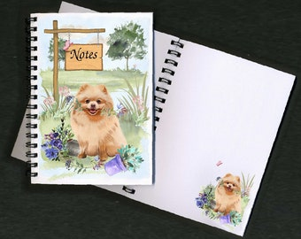 Jack Russell Dog Stationery Mini Sticky Notes Selection and Notepad Perfect Gift
