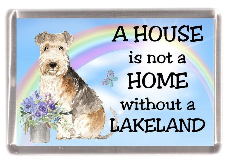 "Blank Card Design By Starprint Border Terrier Dog A6 4/"" x 6/"""