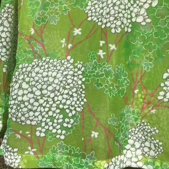 70s Floral Button Up - image 6