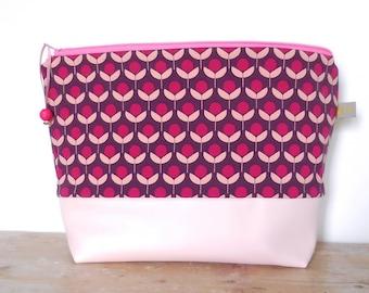XL Wash Bag / Toiletry Bag / Vanity Bag / Travel Bag