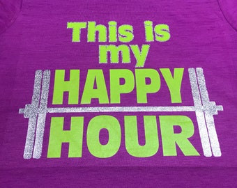 Workout Happy Hour