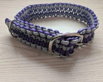 Paracord Adjustable Dog collar
