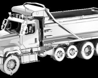 78c1658feabe2 114SD Dump Truck - Freightliner
