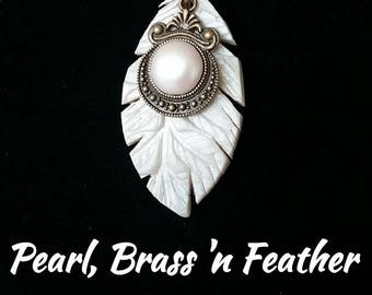 Pearl, Brass 'n Feather
