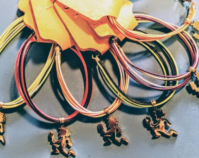 Charm Bracelet-Hatchetman Bracelet-Hatchetman Charm-ICP Bracelet-ICP Jewelry