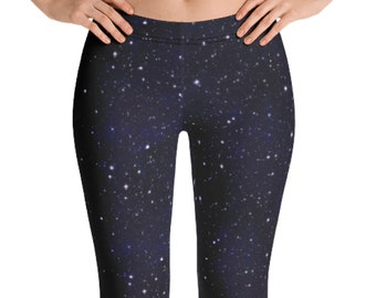 a732d19d6 Womens leggings Starry Night Suspender Leggings in 2019