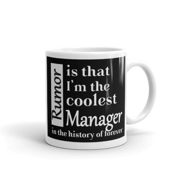 Gift For Manager Mugs With Sayings Lady Bosses Gifts Under 20 Office Pencil Holder Boss Day Manager Gift