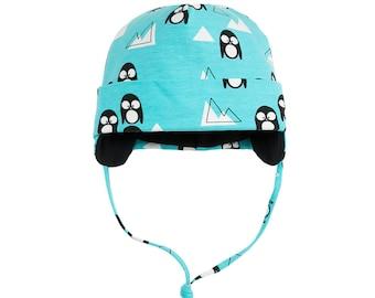 46fda81d3f8 Winter strap hat boy