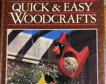 Quick and Easy Woodcrafts - Better Homes and Gardens