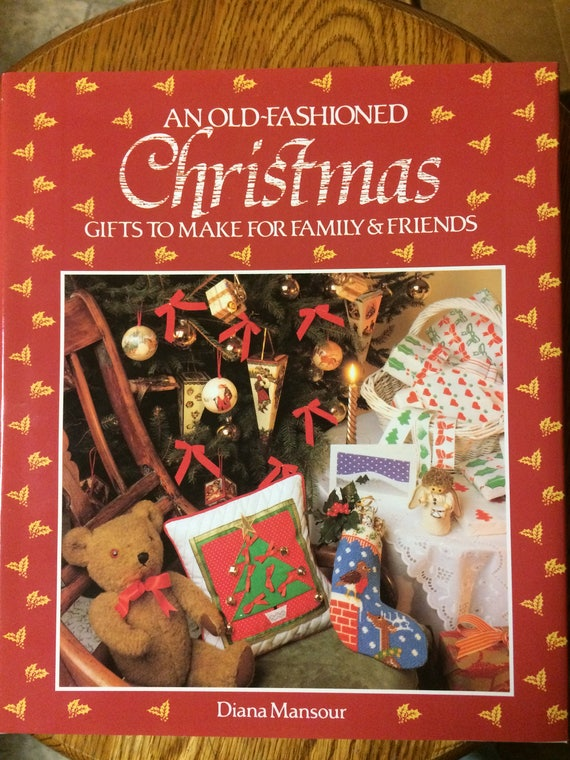Old fashioned christmas gifts