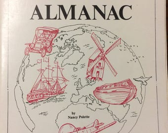 The Research Almanac by Nancy Polette