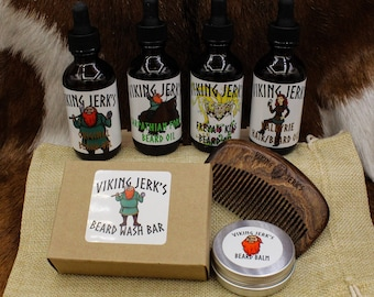 Beard & Hair Care