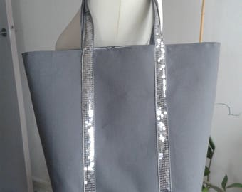 Ready to dispatch - medium Tote style Vanessa Bruno - grey